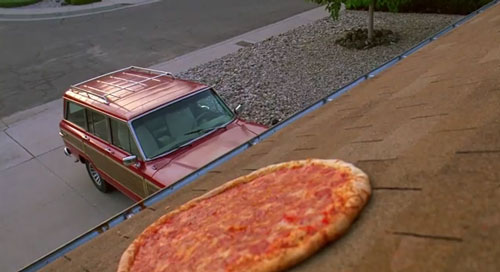Breaking Bad pizza