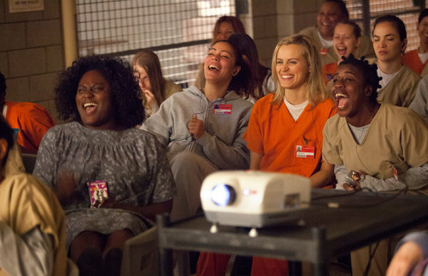 Orange is the New Black Beer pairing
