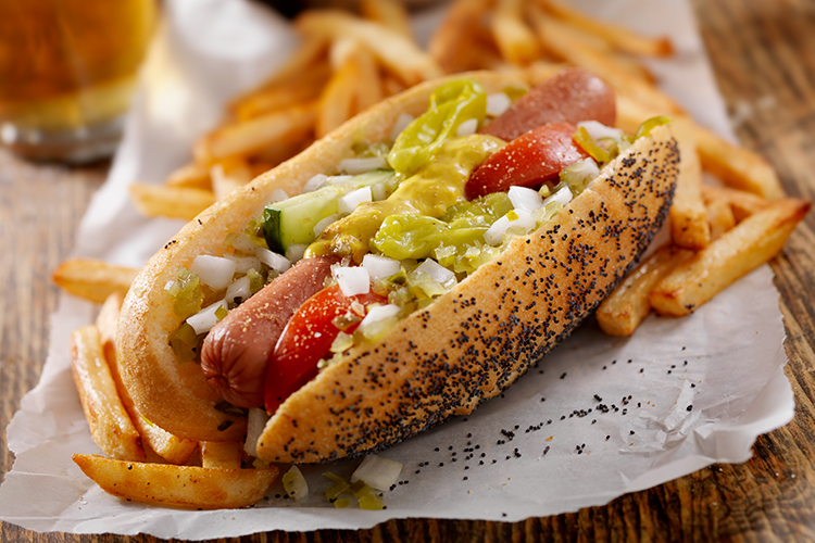 European Hot Dog Buns