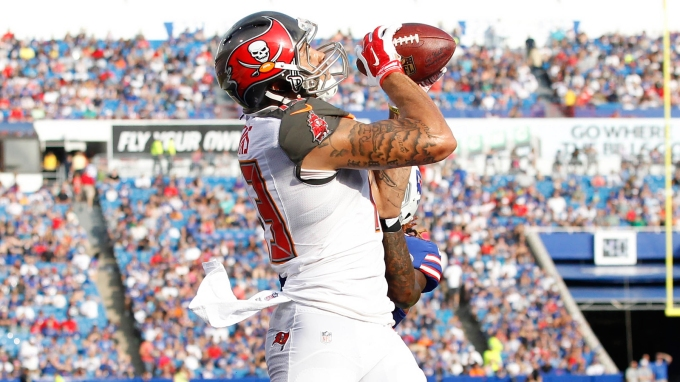 NFL: Preseason-Tampa Bay Buccaneers at Buffalo Bills