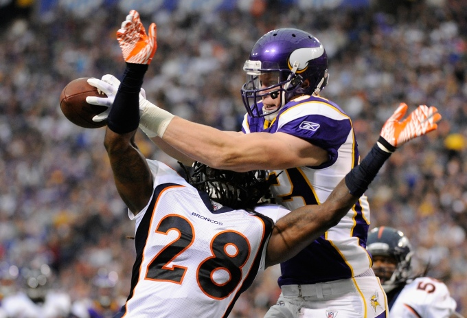 Denver Broncos v Minnesota Vikings
