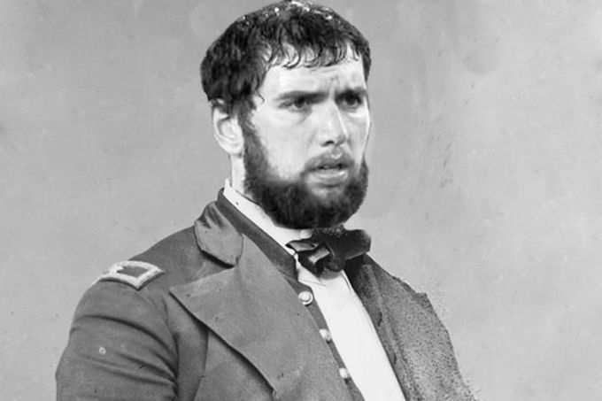 Andrew Luck Civil War