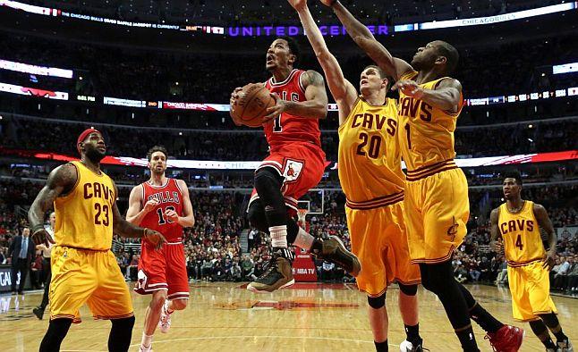 Bulls vs Cavs