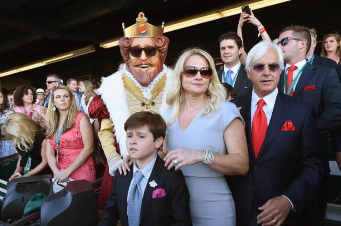 Burger King Triple Crown