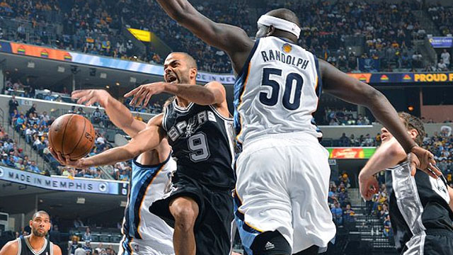 Spurs vs Grizz