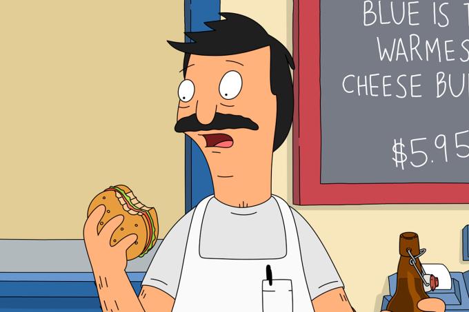 Bob Belcher Movember