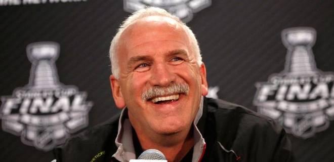 Quenneville Movember