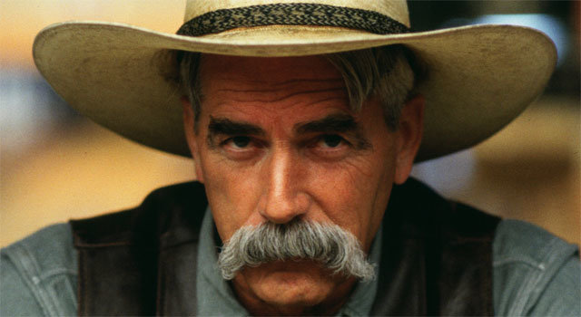 Sam Elliott Movember