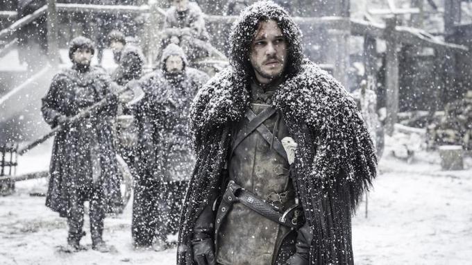 Jon Snow PR