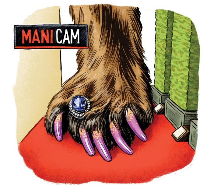 Revenant Bear ManiCam