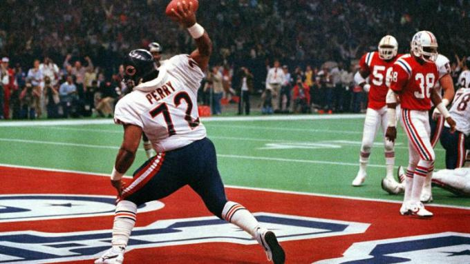 William Perry TD