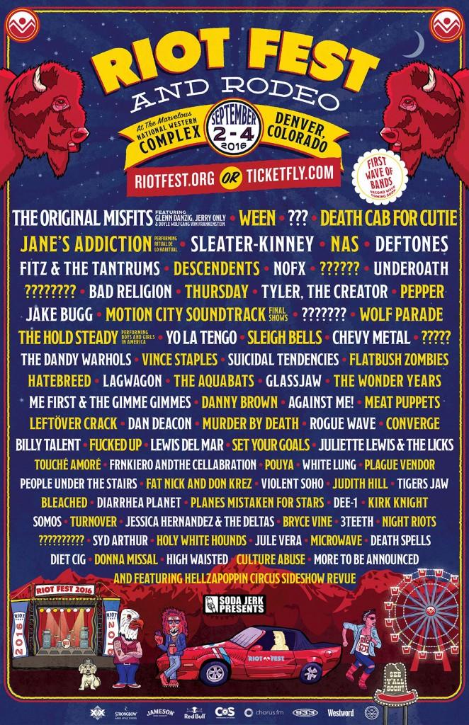 Riot Fest Denver